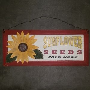 Other - Sunflower sign